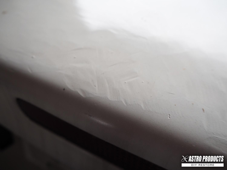 トランクの凹凸
