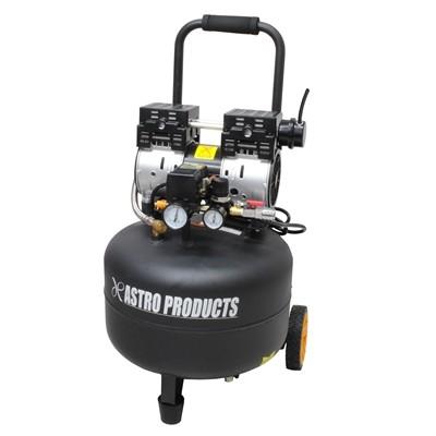 AP 縦型サイレント エアーコンプレッサー 30L